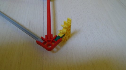 Frame of the Catapult (part 1)