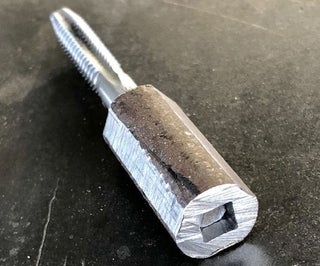 Triangular to Square Tap Adapter