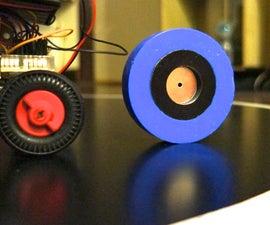 Grippy Robot Wheels