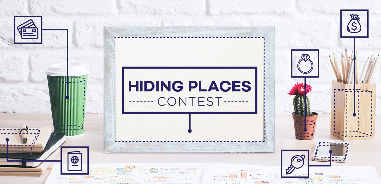 Hiding Places Contest 2017