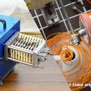 Make a Mini Shredder and Recycling 3d Printing Plastic