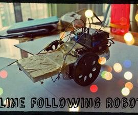 Line Following Robot
