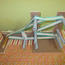 How to Make an Inkle Loom and Weaving a Simple Band