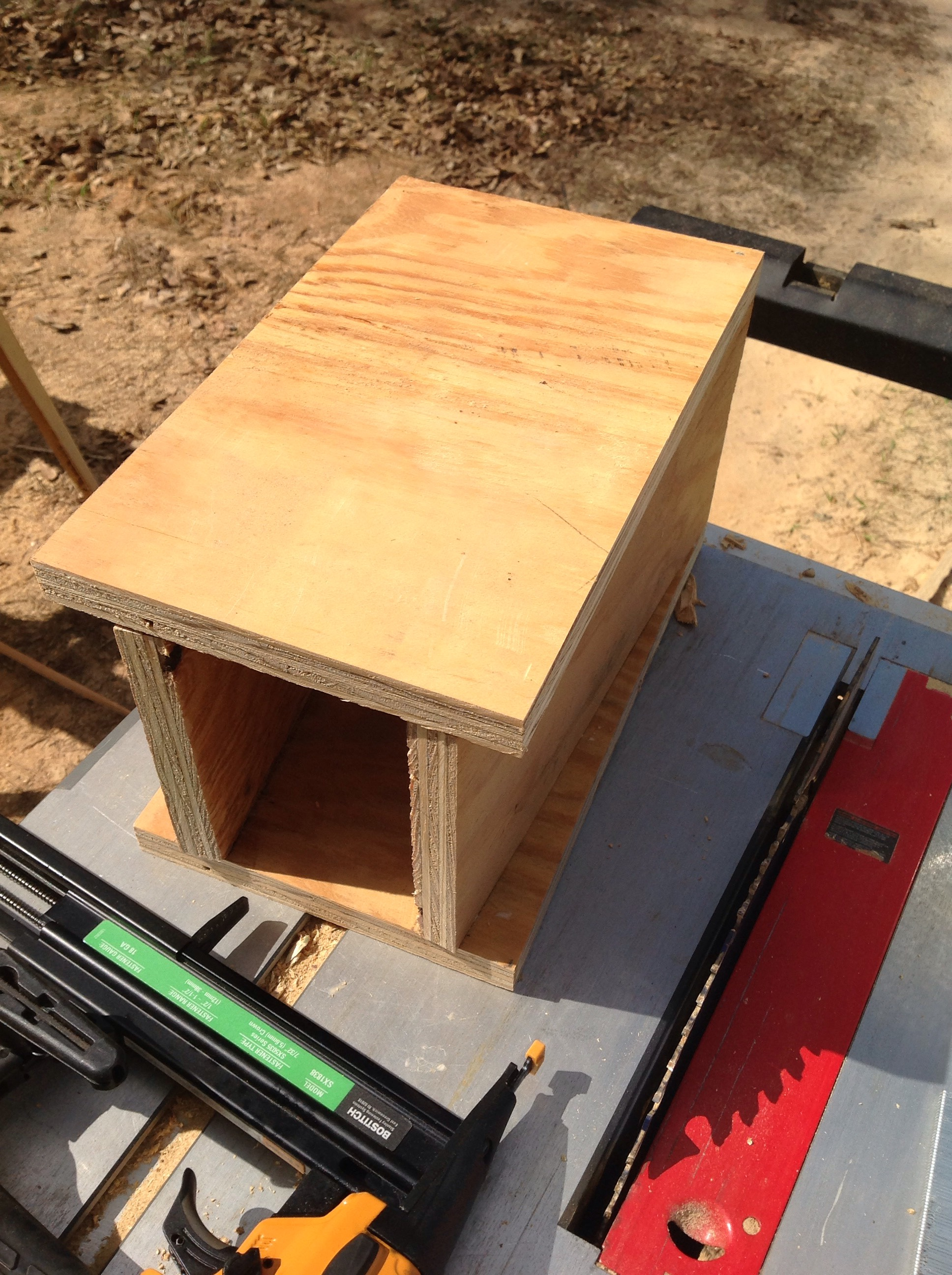 Picture of Build the Sides of the Box