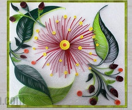 Quilling Wall Decoration Idea:How To make Wall Hanging using Quilling Art