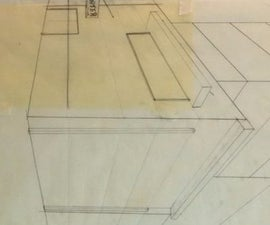 Architectural Perspective Drawing