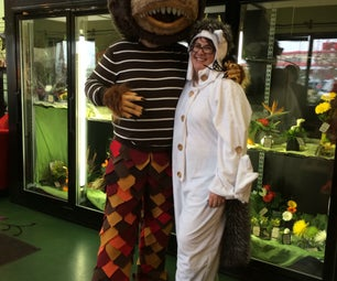 Where the Wild Things Are, Carol and Max Costume