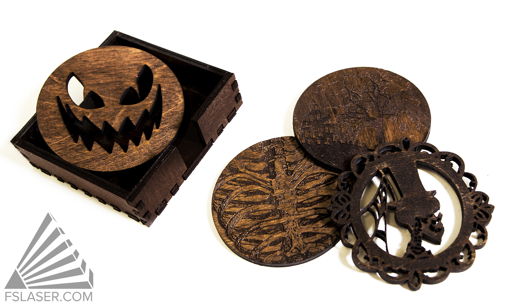 Picture of Halloween Coasters