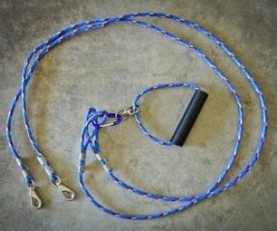 DIY Double Dog Leash/Lead