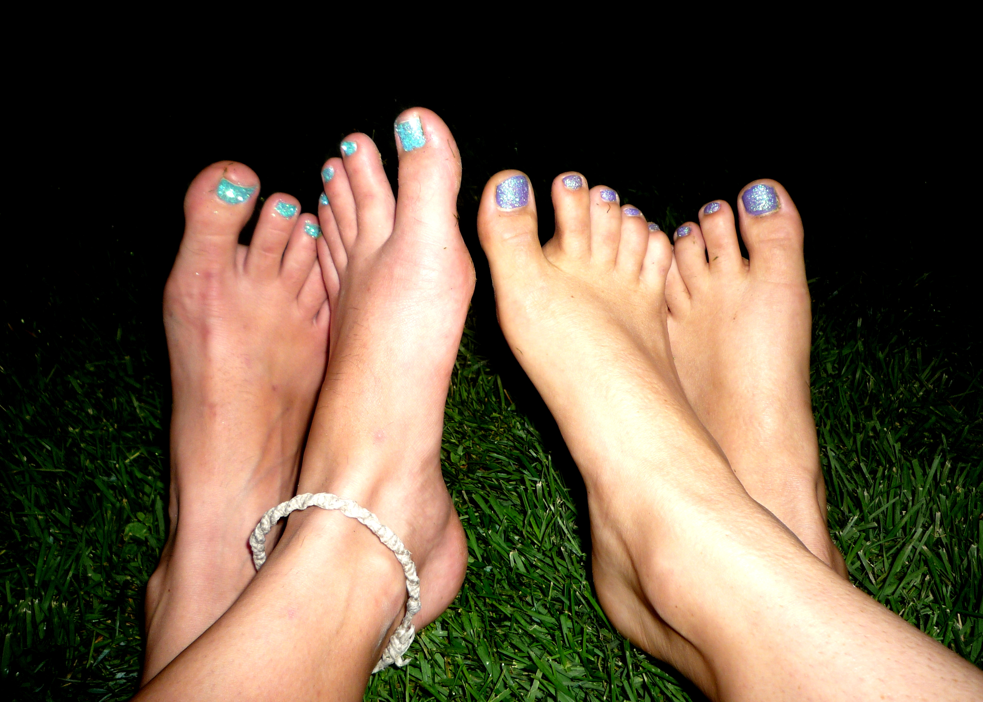 Picture of Glitter Toes