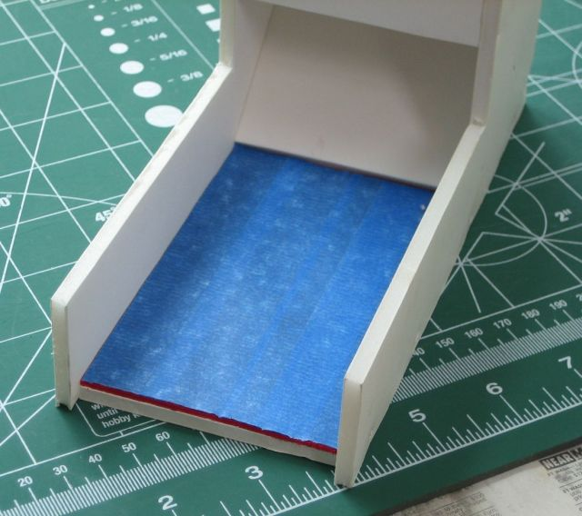 Picture of Cut and Install the Felt and Then the Tray Front Piece