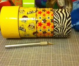 Duck Tape Bracelet