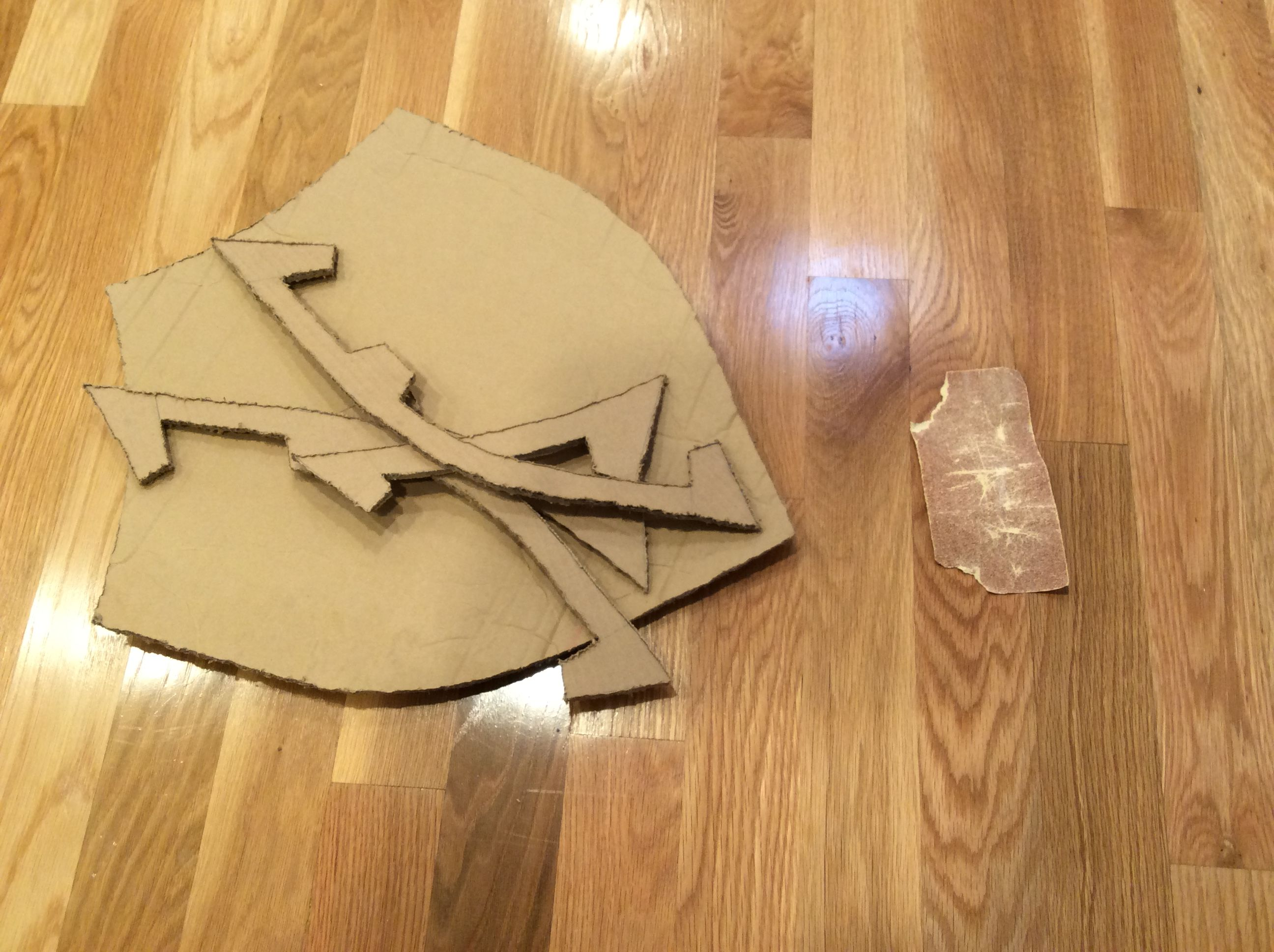Picture of Sand and Tape
