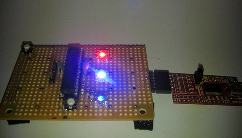 Picture of Arduino Multi-mode Lamp With Soft Touch Switch
