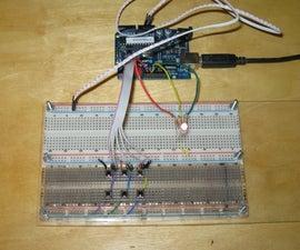 6 Button RGB Controller.