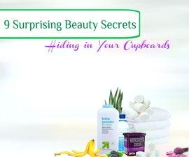 9 Surprising Beauty Secrets
