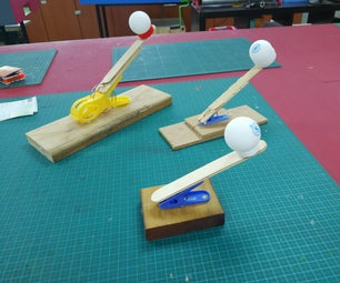 A Very Simple Catapult to Make With Kids