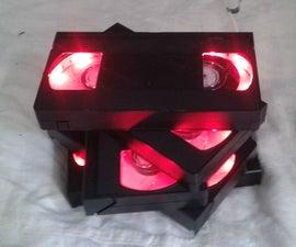 VHS DECORATION LAMP
