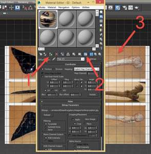 Getting Reference Image Into 3DS Max