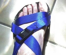 Tire Sandals, pt 3