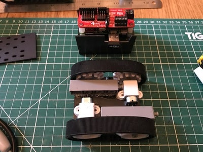 Building the Chassis