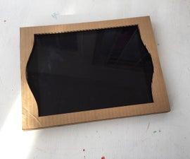 Cardboard iPad Case - with Zotebook