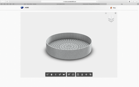 Share a Model in Fusion 360 Using a Public Link