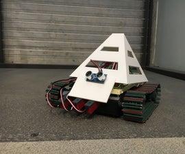 Swarmbots: Autonomous Arduino Cars That Play Musical Chairs