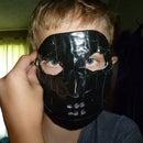 Make a Duct Tape hockey mask