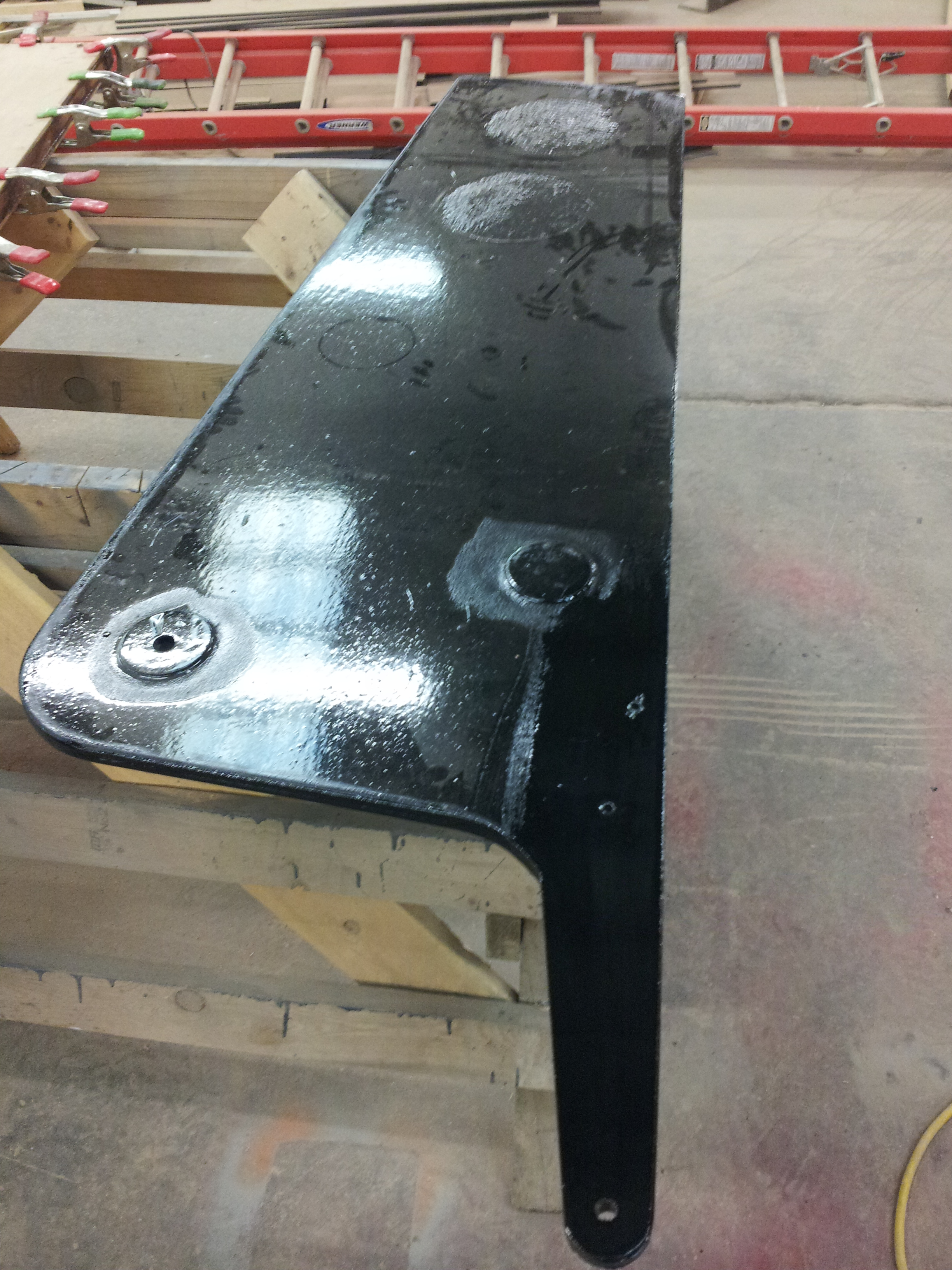 Picture of Benches, Centercase and Centerboard