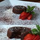 Very Easy Chocolate Fondant