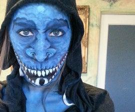 Makeup transformation! Dragon Girl!