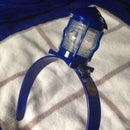 Dr Who TARDIS Headband with Flashing Light and Sound Effect