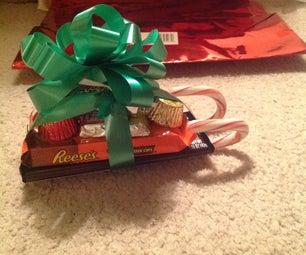 Chocolate Sled