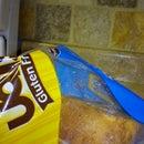 Unstick Frozen Bread Slices