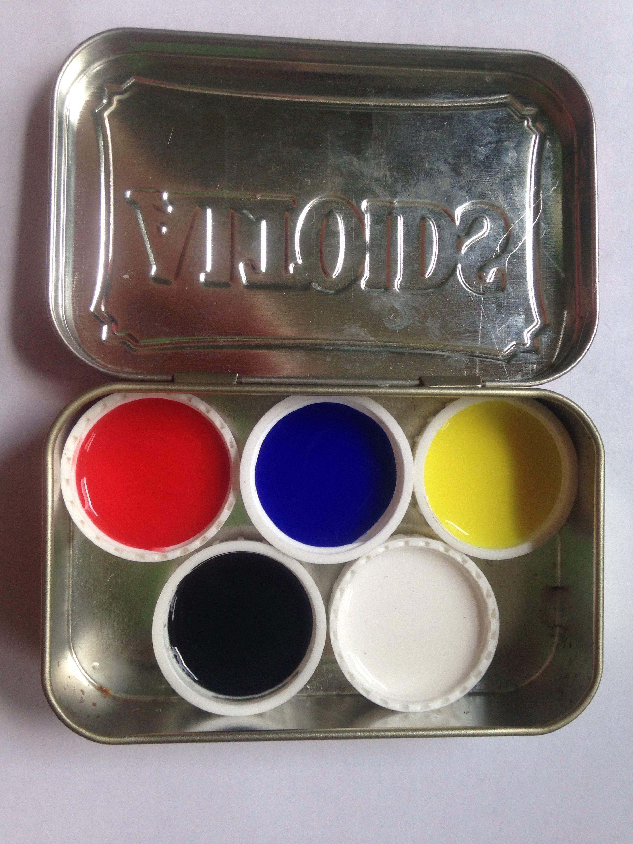 Picture of Watercolor Travel Kit