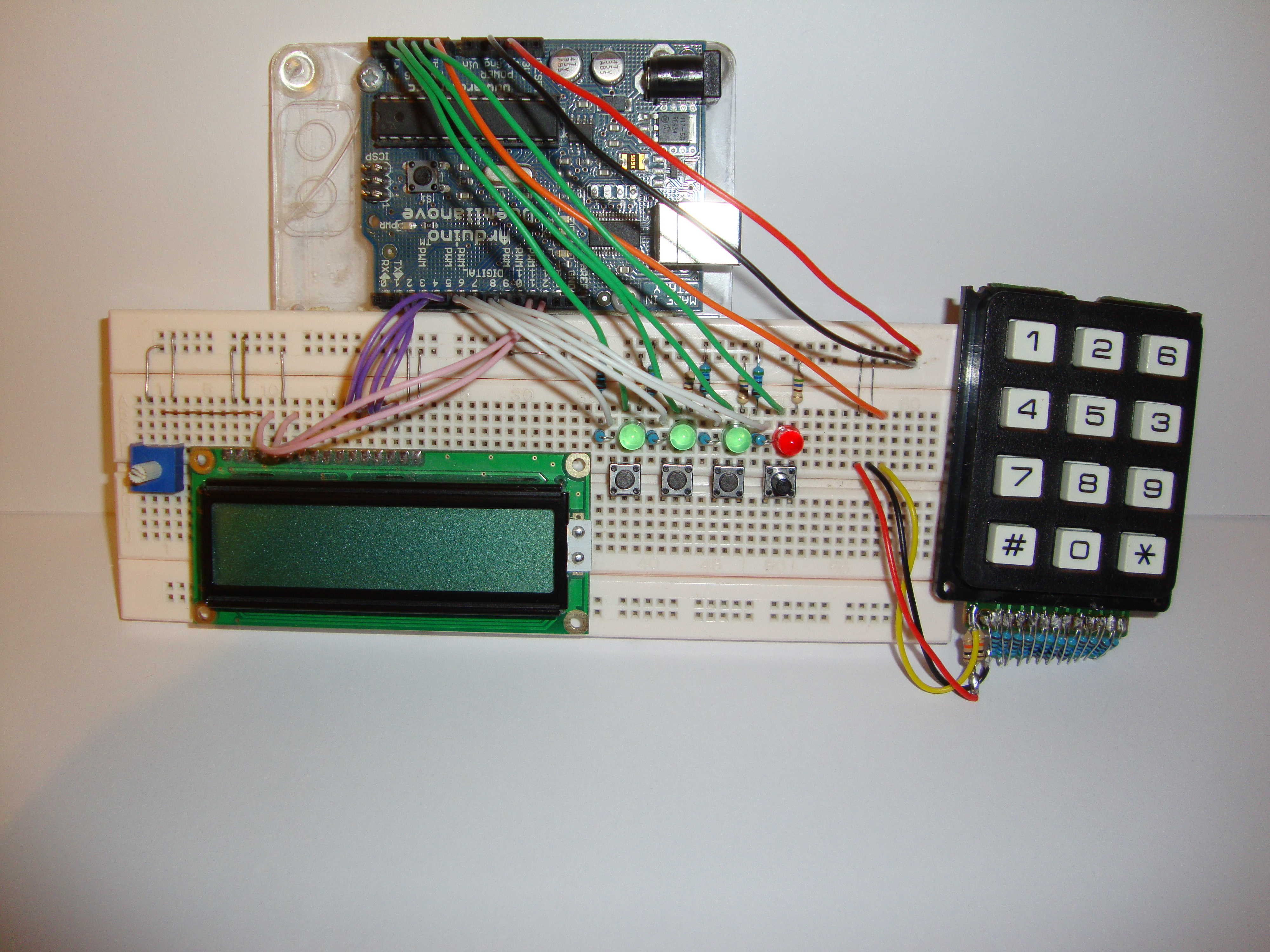 Picture of Second Degree Equation Solver With Arduino