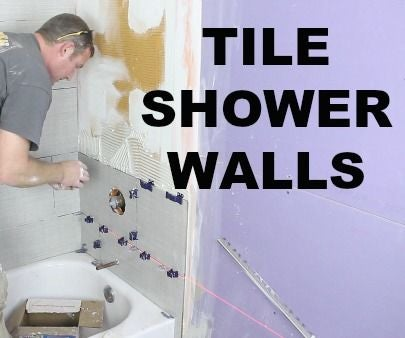 How To Tile A Shower Wall And Cut Tiles Like A Pro 16 Steps
