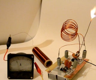 Very Simple Mini Induction Heater Directly Powered From 220v