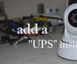 Add a 'ups' Inside