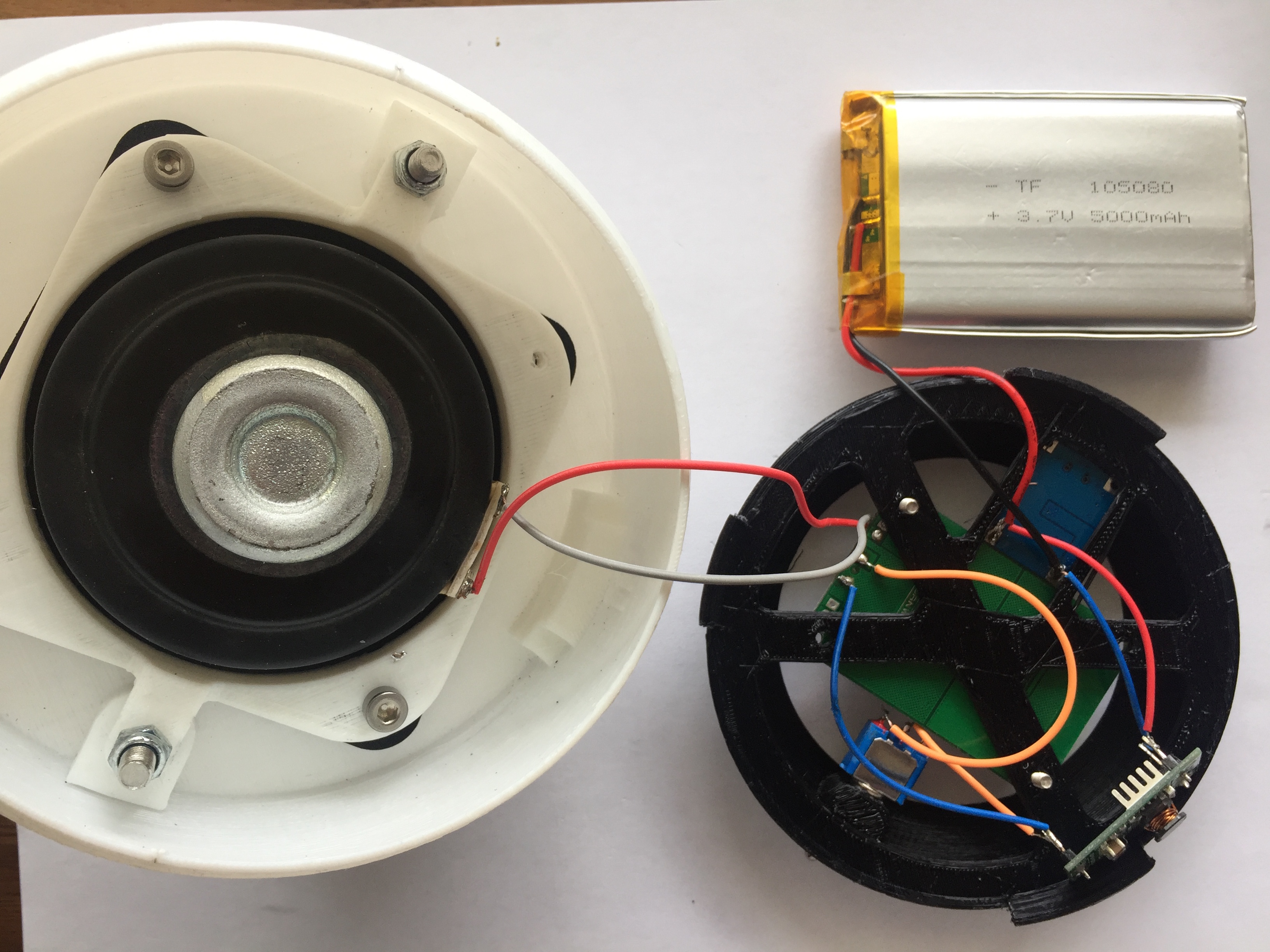 Picture of Step 4: Assembly and Connect