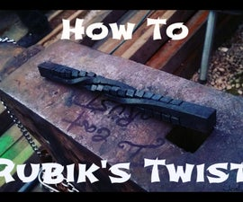 Rubik Twist Tutorial