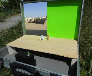 Portable Green Screen