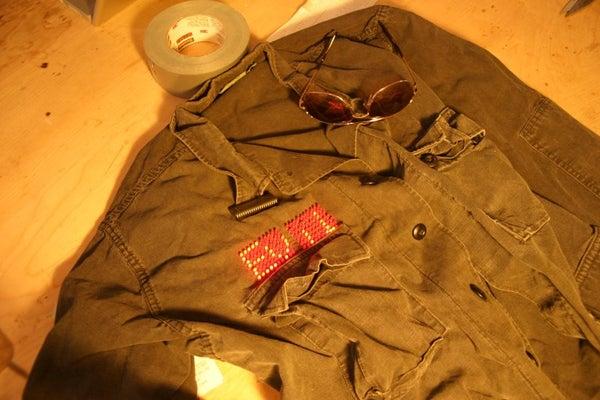 LED Array Jacket