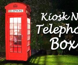 Telephone Box K2 (Full Size)