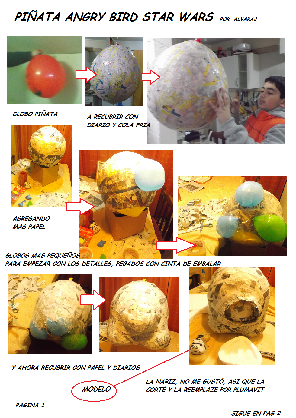 Picture of ANGRY BIRD PINATA