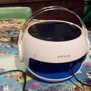 Kinna Solar Bluetooth Speaker Battery Fix and Upgrade