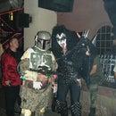 How-to make Starwars Boba Fett Arm Gauntlets halloween costume