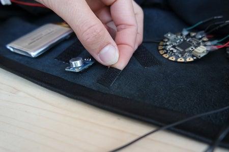 Integrate Electronics Into Skirt