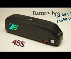 Build your own Li-ion battery pack
